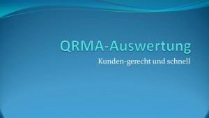 QRMA-1